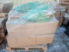 Combined RRP £450 Lot To 5 Boxed Assorted Christmas Tree