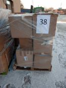 Combined RRP £500 Lot To 6 Boxed Assorted Christmas Tree