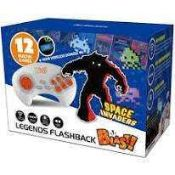 RRP £160 Lot To Contain 8 Boxes Of Legends Flashback Blast Games