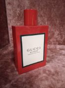 RRP £110 Unboxed 100Ml Tester Bottle Of Gucci Bloom Ambrosia Di Fiori Eau De Parfum Spray Ex-Display