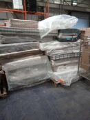 RRP £2500 - 5 Assorted Mattresses From Double To Super King Size