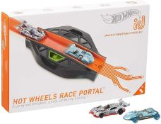 RRP £150 Lot To Contain Three Boxed Hot Wheels Id Race Portals