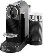 RRP £200 Boxed Nespresso Citiz & Milk Machine