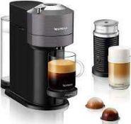 RRP £200 Boxed Nespresso Vertuo Next & Aeroccino3 Machine