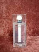RRP £75 Unboxed 100Ml Tester Bottle Of Christian Dior Homme Cologne Spray Ex-Display