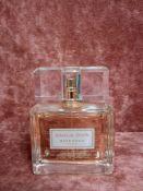 RRP £75 Unboxed 75Ml Tester Bottle Of Givenchy Paris Dahlia Divin Eau De Toilette Spray Ex-Display
