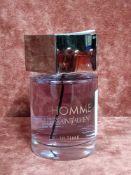 RRP £90 Unboxed 100Ml Tester Bottle Of Yves Saint Laurent L'Homme Ultime Eau De Parfum Spray Ex-Disp