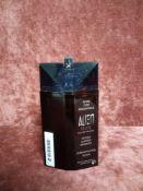 RRP £65 Unboxed 100Ml Tester Bottle Of Mugler Alien Man Edt Spray Ex-Display
