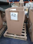 RRP £1000 - Pallet To Contain Assorted Household Items From Wayfair And Debenhams Including Rugs, La