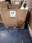 RRP £1000 - Pallet To Contain Assorted Household Items From Wayfair And Debenhams To Include Wall Ar