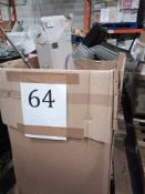 RRP £1000 - Pallet To Contain Assorted Household Electrical Goods From John Lewis To Include Irons,
