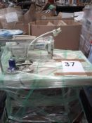 RRP £750 - Pallet To Contain A Juki Industrial Sewing Machine With Fixed Table