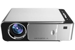 RRP £140 Oipoodde Projector Lcd Projector 1280 X 720P Hd 3500 Lumens Led Multimedia