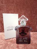 RRP £110 Boxed 100Ml Tester Bottle Of Guerlain Paris La Petite Robe Noire Eau De Parfum Intense Spra