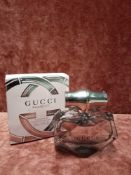 RRP £65 Boxed 50Ml Bottle Of Gucci Bamboo Eau De Parfum Spray (Retail Box)