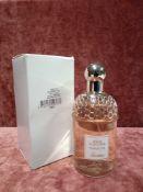 RRP £70 Boxed 125Ml Tester Bottle Of Guerlain Paris Aqua Allegoria Pampelune Eau De Toilette Spray