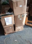 RRP £1000 - Pallet To Contain 5 Christmas Trees From In An Assortment Of Sizes And Styles (