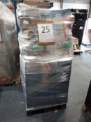 RRP £1000 - Pallet To Contain Assorted Inflatables Including Air Beds, Paddling Pools, Sofas, Water