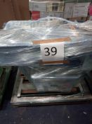 RRP £1900 - Pallet To Contain A Comel Industrial Ironing System (Appraisals Available On Request) (