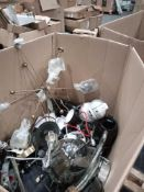 RRP £1500 - Pallet To Contain Assorted Household Electrical Goods From Debenhams Including Hairdryer