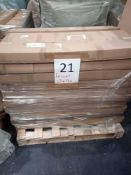RRP £900 - Pallet To Contain Approximately 30 Festive Glitter Branches In A Variety Of Colours And