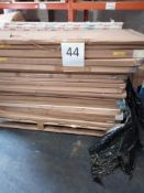 RRP £3300 - Pallet To Contain 20 Doors In An Assortment Of Styles, Sizes, Colours, Materials And Fin
