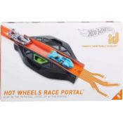 RRP £150 Lot To Contain 3 Boxed Hot Wheels Id Race Portals (Appraisals Available On Request) (