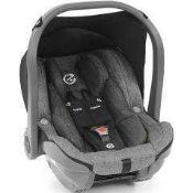 RRP £880 Boxed Oyster Capsule Infant Car Seat