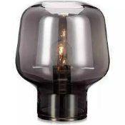 RRP £200 Lot To Contain 4 Boxed Debenhams Designer Larson Table Lights
