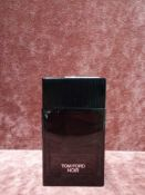 RRP £120 Unboxed 100Ml Tester Bottle Of Tom Ford Noir Eau De Parfum Spray Ex-Display