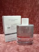 RRP £75 Boxed 100Ml Tester Bottle Of Prada Luna Rossa Edt Spray