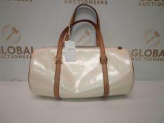 RRP £1030 Louis Vuitton Bedford Vanilla Calf Leather Shoulder Bag (Aao6343)Grade Ab