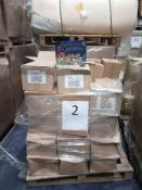 RRP £500 Pallet To Contain Large Amount Of Santa Is Coming To Lancashire Books For Children