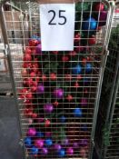 RRP £300 Cage To Contain Ex Display Debenhams Designer Christmas Tree And Top Of The Range Designer