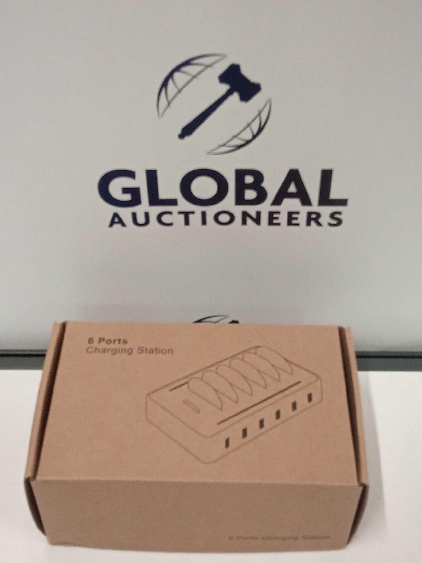RRP £120 Lot Contain 3 Boxed Brand New 6-Port Usb Charging Stations