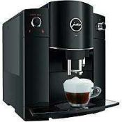 RRP £750 Boxed Jura Aroma G2 D60 Piano Black Automatic Coffee Machine