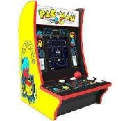 RRP £180 Lot To Contain Boxed Arcade Pac Man Party Cade