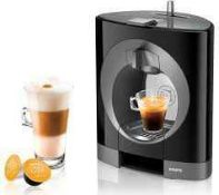 RRP £190 Lot To Contain 2 Boxed Coffee Machines To Include Nescafe Dolce Gusto Mini Me Coffee Machin