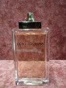 RRP £70 Unboxed 100Ml Tester Bottle Of Dolce And Gabbana Pour Femme Eau De Parfum Spray Ex-Display