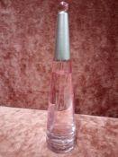 RRP £60 Unboxed 90Ml Tester Bottle Of Issey Miyake L'Eau D'Issey Floral Eau De Toilette Spray Ex-Dis