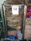 Combined RRP £400 Cage To Contain Assortment Of Top Of The Range Designer Ex Display Debenhams Chris