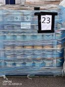 Pallet 23 Combined RRP £4700 Pallet To Contain 294 Tins Of 2.5Ltr Assorted Paint Selection Of Brands