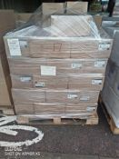 Pallet 17 Combined RRP £10880 Pallet To Contain 837 Smart Showerhead 2.09 In (5.3Cm) Abs White