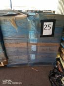 Pallet 25 Combined RRP £500 Pallet To Contain 25 Assorted Carpet Tiles 4.5-5, Sqm Per Carton All Gra