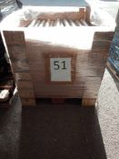 Combined RRP £2000 Pallet To Contain Approximately 100 Rolls Of Assorted Designer Wallpaper To Inclu