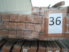 Combined RRP £1730 Pallet To Contain 144 Gold Curtain Pole 160Cm All Grade A Slow Moving Stock In Go