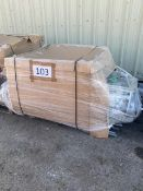 Combined RRP £1500 Pallet To Contain Approximately 100 Or More Assorted Curtains Poles In (