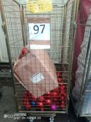 Combined RRP £200 Cage To Include Large Assortment Of Designer Christmas Decorations (Appraisals