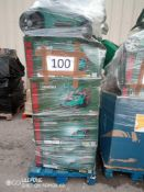 Combined RRP £500 Pallet To Contain Large Amount Of Ferrex Garden Items To Include Lawn Mowers (