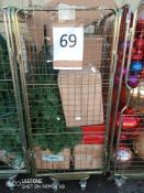 Combined RRP £400 Cage To Contain Assortment Of Top Of The Range Designer Ex Display Debenhams